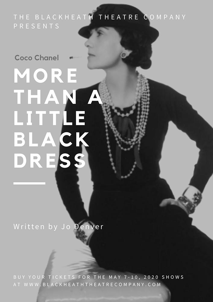 More than a little black dress